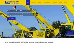Dylan Thomas Crane and Plant Hire