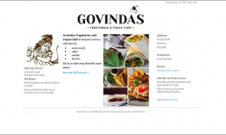 Govindas Restaurant Swansea