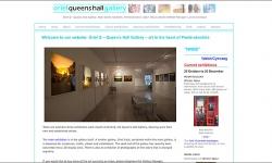 Oriel Queens Hall Gallery
