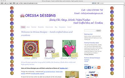 orissa designs