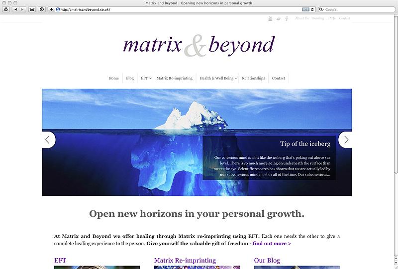 Matrix and Beyond
