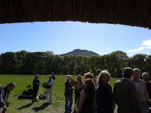 spirit-house- view of mountain