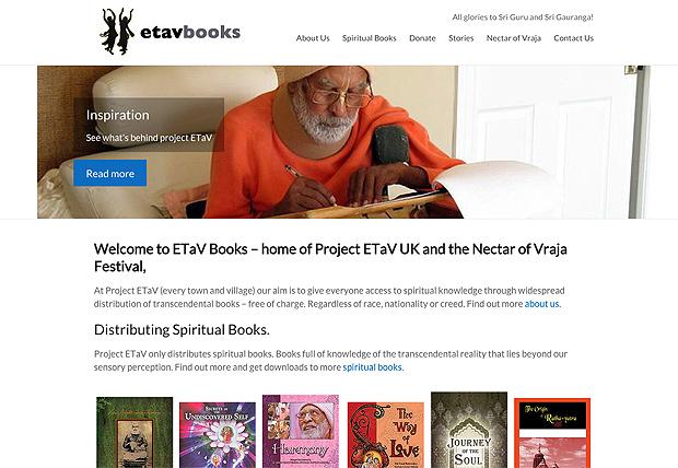 ETaV Books